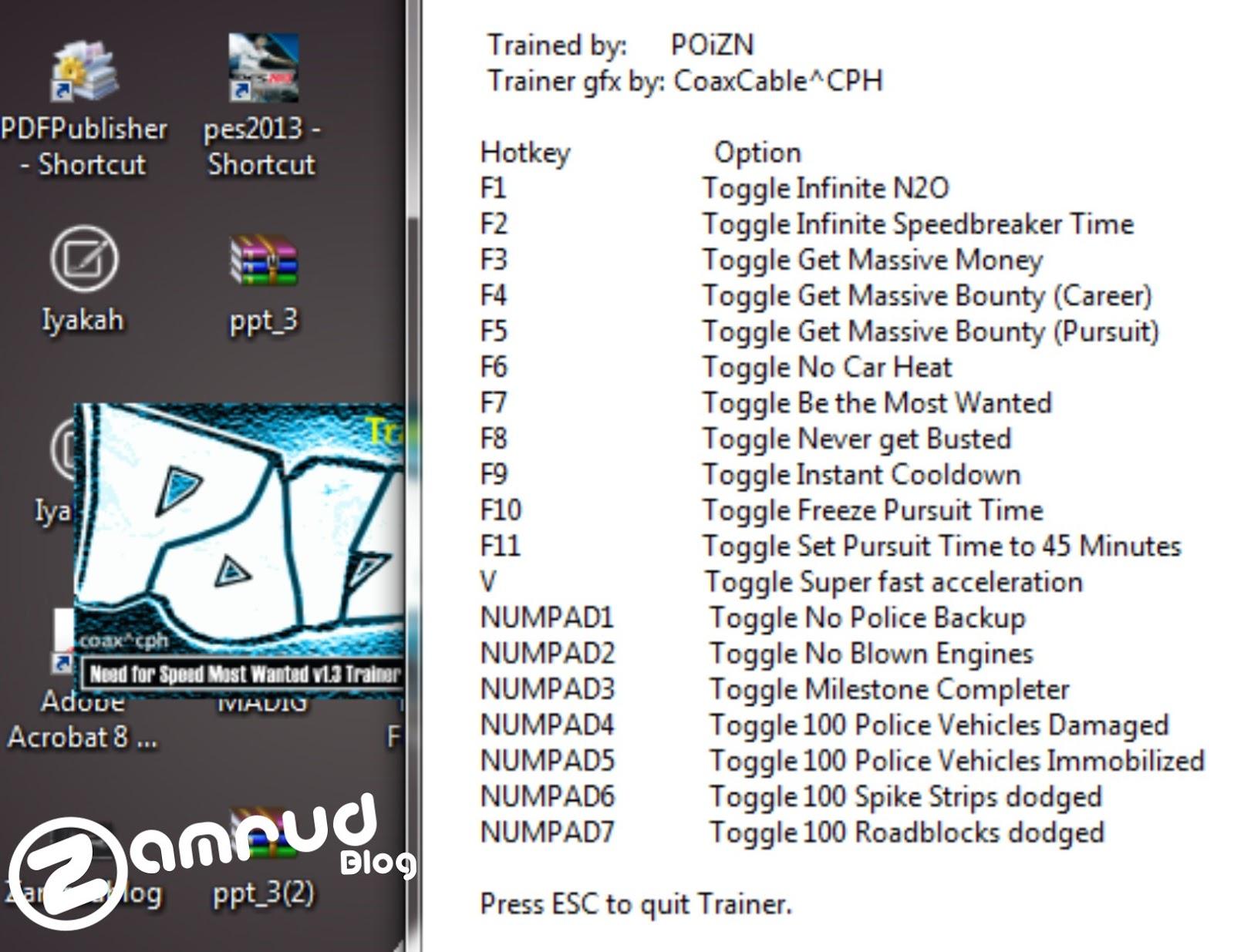 code triche nfs underground 2 ps2